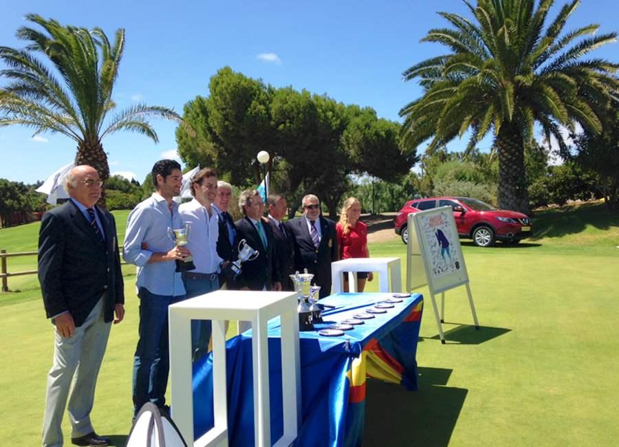 Jon Rahm remonta diferencias y se proclama Campeón de España Amateur 2014